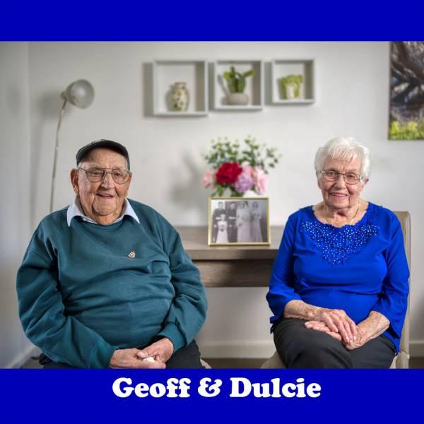 Geoff & Dulcie