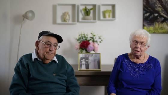 Geoff & Dulcie 70th Wedding Anniversary